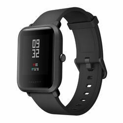Xiaomi Mi Sports Watch Basic (Amazfit Bip) Global, multifunkèné hodinky, Black